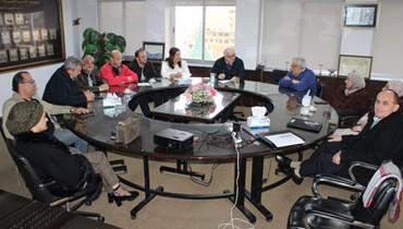 لقاء بين جمعية المقاصد- صيدا ولجان الأهل في مدارسها الأربع: ترحيبٌ واتّفاق
