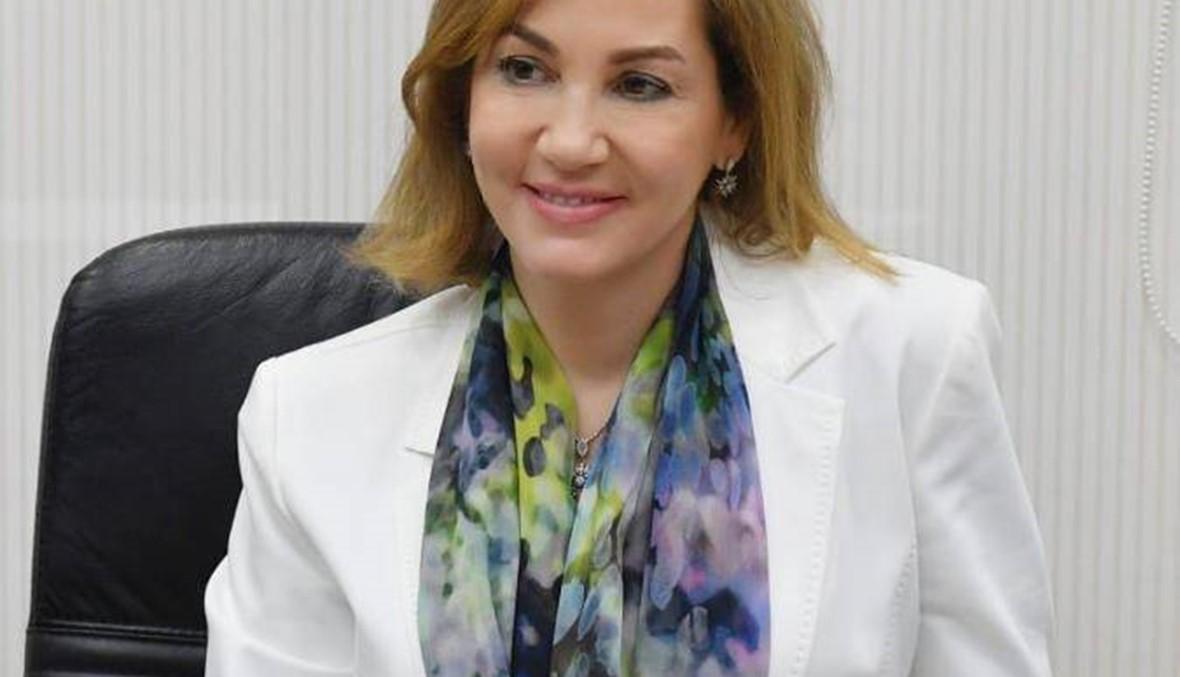 ديما جمالي: من يخاف من الناس لا يمكن أن يولى رئيساً لحكومتهم