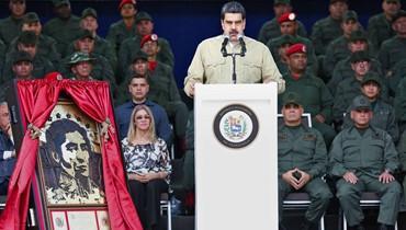 """المباشرة بإجراءات اللجوء لـ5 جنود فنزويليين في البرازيل... ومادورو يصفهم بـ""""الإرهابيين"""""""
