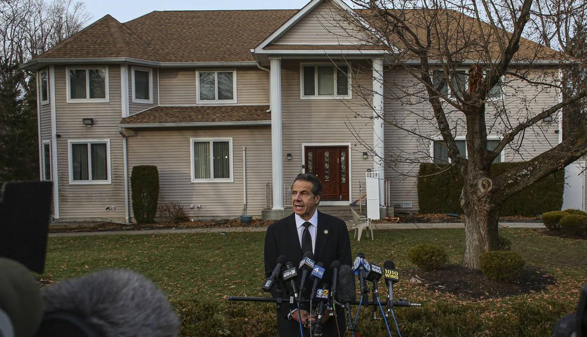 """5 جرحى في اعتداء في منزل حاخام قرب نيويورك: كومو يتكلّم على """"عمل إرهابي"""""""