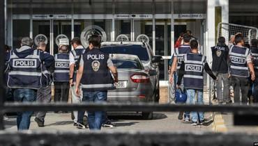 """عمليات دهم في أنحاء البلاد... تركيا توقف 100 مشتبه في انتمائهم إلى """"داعش"""""""