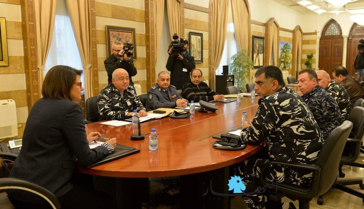 الحسن أوعزت إلى القادة الأمنيين التشدد في تطبيق الإجراءات ليلة رأس السنة