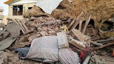 Moderate quake hits southern Iran