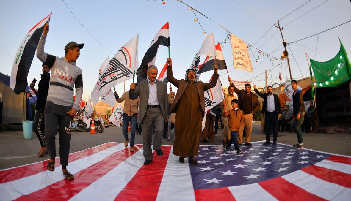 """بغداد تهدّد بـ""""مراجعة"""" علاقاتها بواشنطن بعد الغارات الداميّة: الصدر يتوعّد الأميركيّين بالطرد"""
