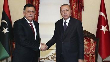 Turkey seeks parliament approval to dispatch troops to Libya