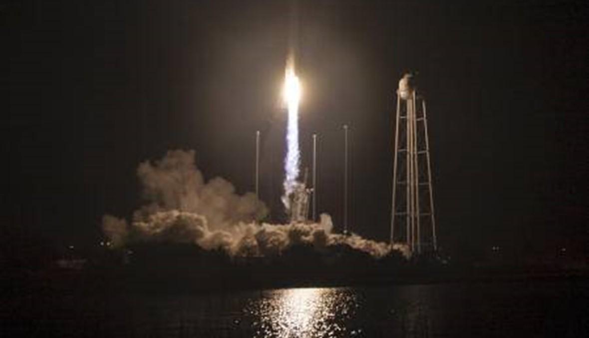 Lancement de la capsule Cygnus d'Orbital ATK vers la Station spatiale internationale
