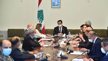 Aoun, Diab call for unity as ABL announces own rescue plan