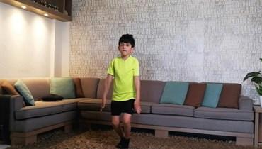 ما هي التمارين الرياضية المناسبة لأولادكم في المنزل؟