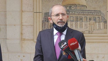الصفدي التقى عباس في رام الله: الضم يعني خيار الصراع لا السلام