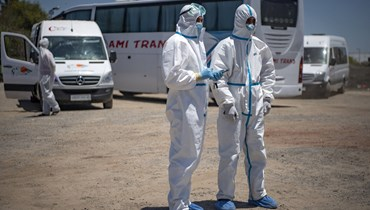 المغرب يفتتح مستشفى ميدانياً مع ازدياد عدد الإصابات بكورونا