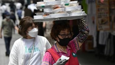 """كوريا الجنوبية تواجه """"موجة ثانية"""" من انتشار كورونا منذ أيار الماضي"""
