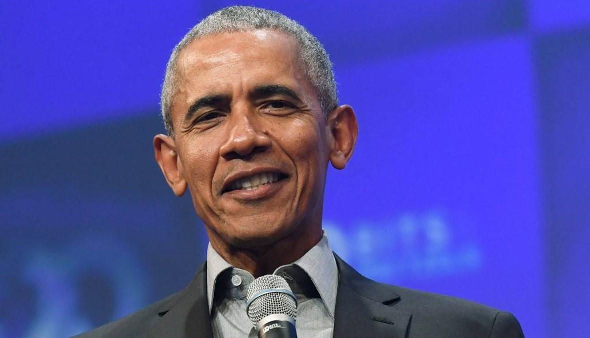 """أوباما يأمل في """"صحوة كبرى"""" ضد ترامب... """"""""لا أؤمن بأحد أكثر من جو بايدن"""""""
