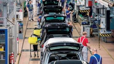 ثقة الشركات الألمانية تحقق أقوى زيادة مسجلة