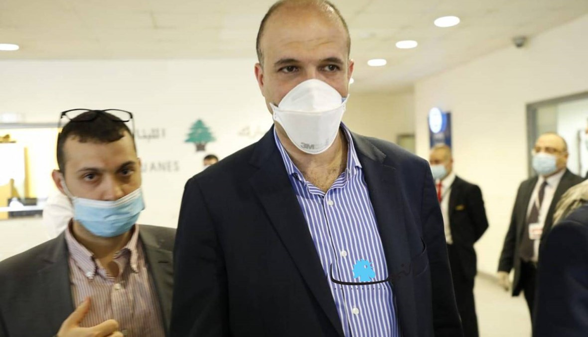 وزير الصحة: تخوّفٌ من موجة كورونا جديدة في الخريف المقبل