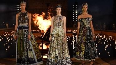 """""""ديور"""" تعلن عن موعد انطلاق عرض أزياء افتراضيّ"""