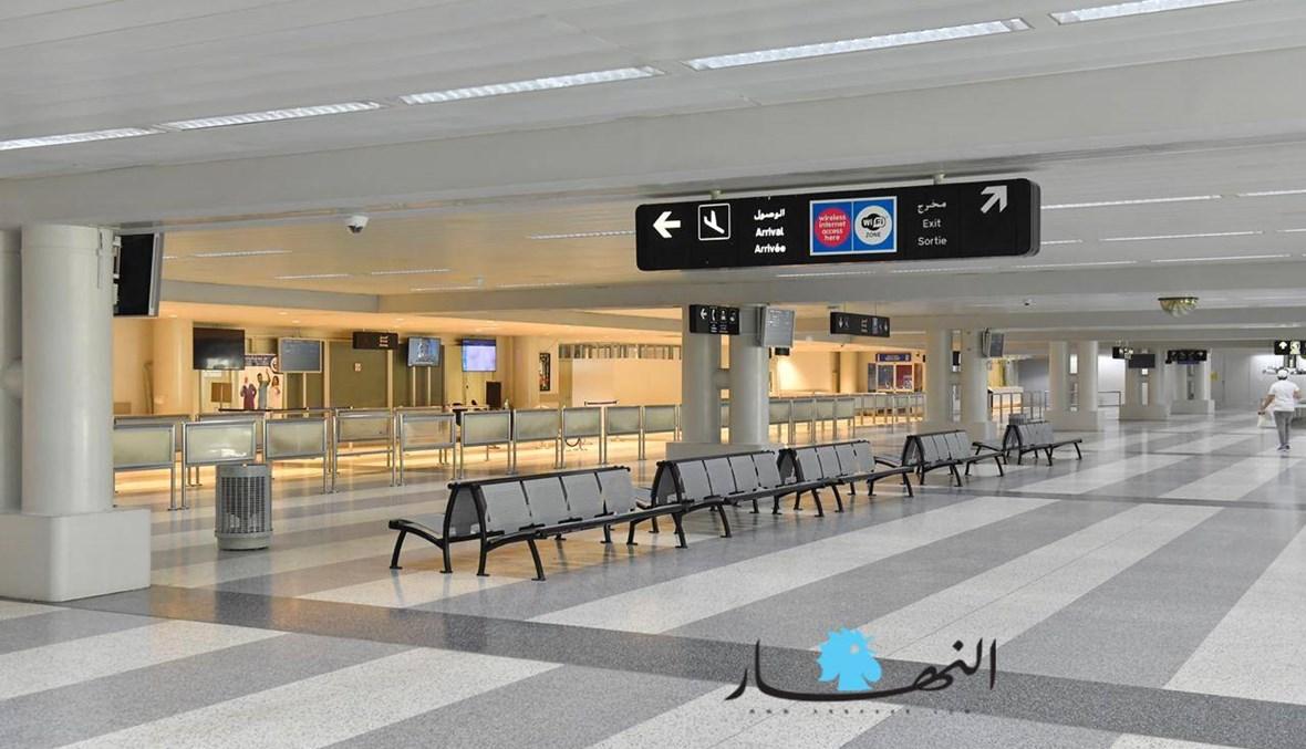 """بالفيديو والصور- """"النهار"""" من مطار بيروت... ما يجب أن يعرفه المسافرون"""