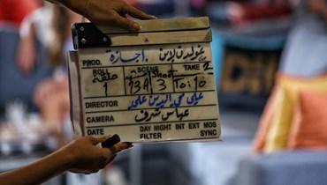 """عباس النوري يبدأ تصوير """"طبق الأصل"""""""