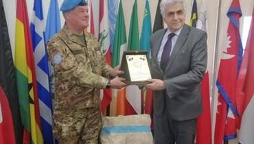 حتّي تفقد القوات الدولية في الناقورة: دورها مهم في الحفاظ على الاستقرار إلى جانب الجيش