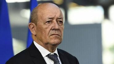 """لودريان: الوضع في لبنان أصبح """"مزعجاً"""" وتفاقُم الوضع الاجتماعي يُنذر بالعنف"""