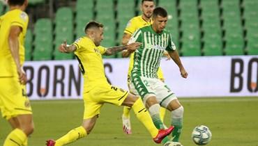 نتائج المرحلة 33 من الدوري الإسباني