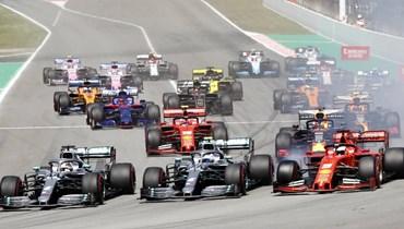 """العناوين الأساسية لبطولة """"فورمولا 1"""" بشكلها الجديد"""
