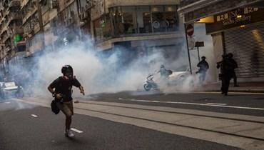 الكونغرس يصوت على فرض عقوبات على الصين دفاعا عن هونغ كونغ