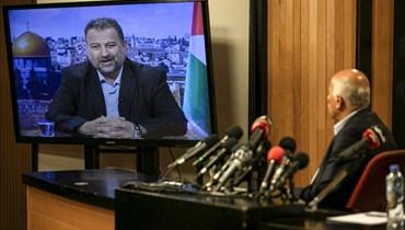 """حركتا فتح وحماس تتعهّدان بـ""""الوحدة"""" ضد خطة الضم الاسرائيلية"""