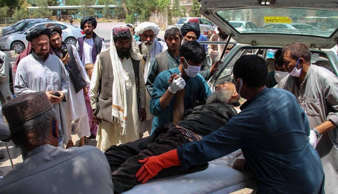 """الأمم المتّحدة: مقتل أو إصابة أكثر من 800 شخص في """"هجمات متعمّدة"""" في أفغانستان"""