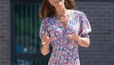 عندما تستلهم كيت ميدلتون من طابع ملابس الليدي ديانا...
