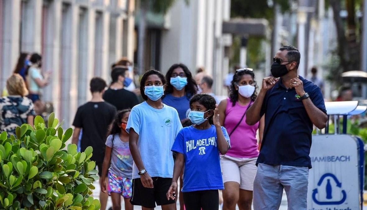 فلوريدا تحطّم الأرقام القياسيّة بتسجيل 10 آلاف إصابة بكورونا في يوم واحد