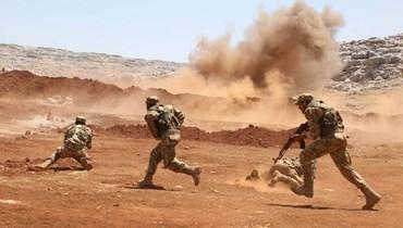 المرصد السوري: 44 قتيلاً في معارك بين قوات النظام وتنظيم داعش في وسط سوريا