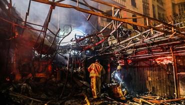 حريق منشأة نطنز النووية الإيرانية خلف ضررا كبيرا