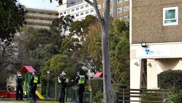 أوستراليا تغلق ولاية سجّلت ارتفاعاً في عدد إصابات كورونا
