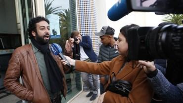 """المغرب: توقيف الصحافي عمر الراضي في قضية """"سكر علني وعنف"""""""