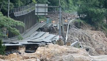 الفيضانات في اليابان تودي بنحو 50 شخصاً: أمطار غزيرة تعرقل عمليّات الإنقاذ