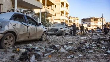 الأمم المتحدة: جرائم حرب في إدلب