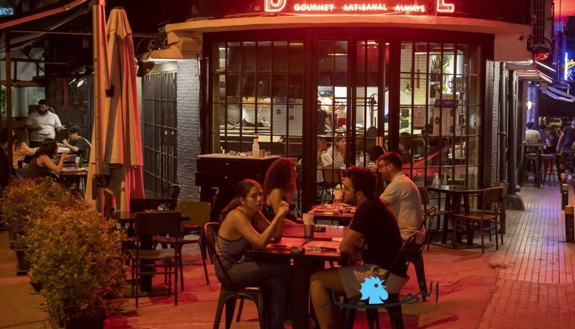 انفصالٌ عن الواقع... حياة بيروت الليلية تقاوم الأزمات (صور)