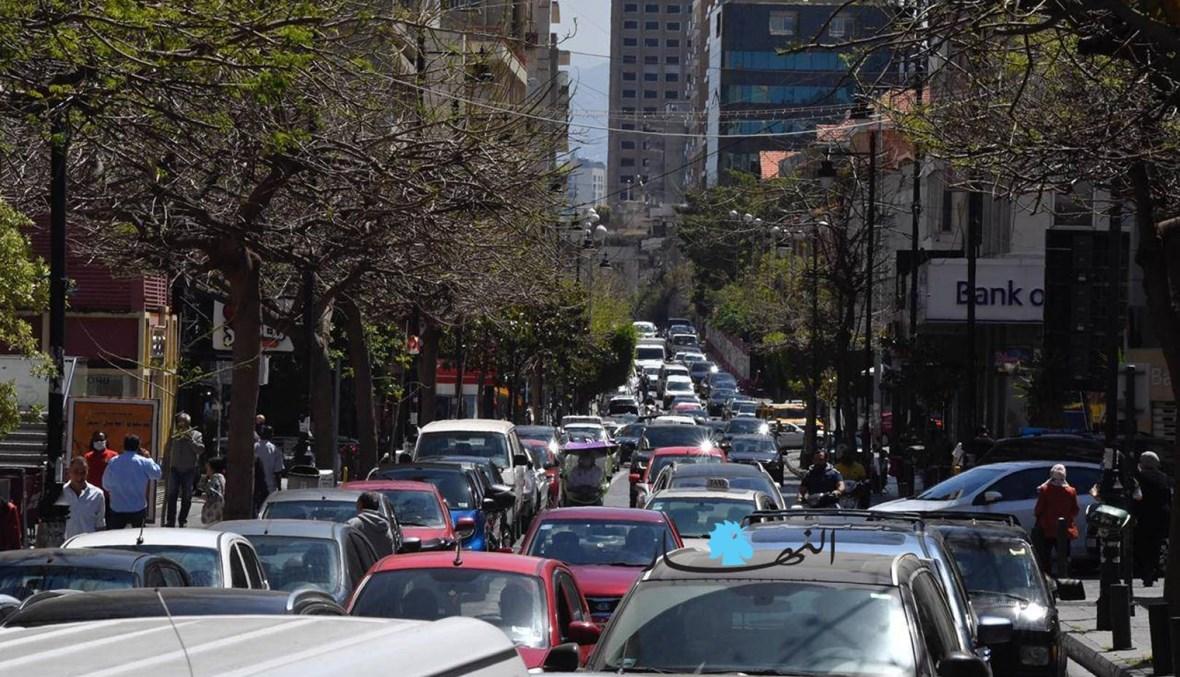 اتحادات ونقابات النقل البري: نطالب وزير الداخلية بتطبيق قانون السير