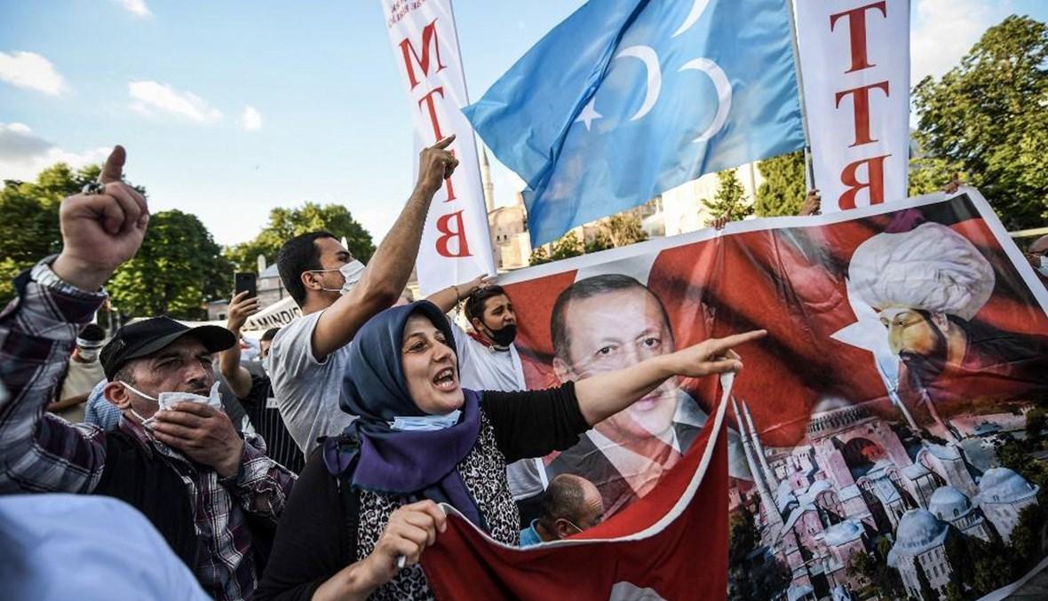 البرلمان التركي يقر قانوناً مثيراً للجدل حول نقابة المحامين