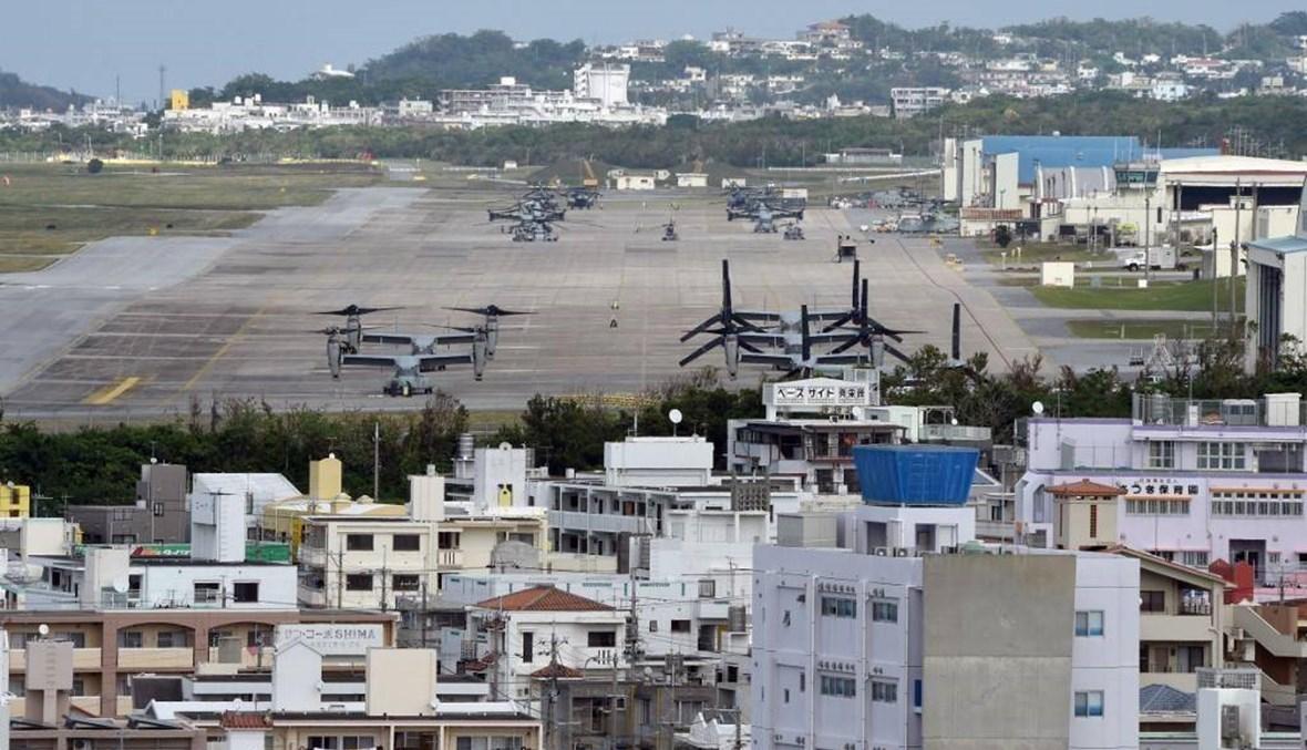 اليابان تبحث مع واشنطن زيادة إصابات كورونا في القواعد العسكرية الأميركية