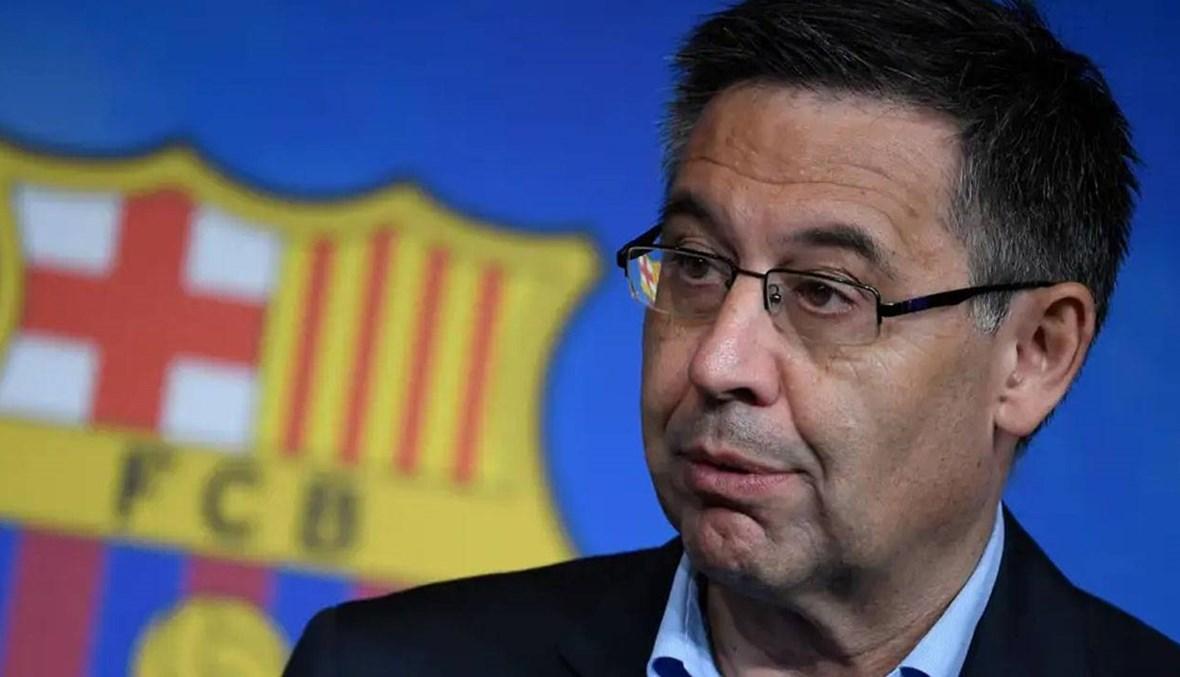 رئيس برشلونة يتحدّث عن ميسي ولاوتارو مارتينيز ونيمار
