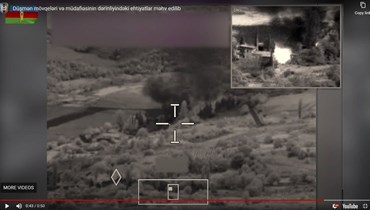 تجدُّد الاشتباكات الحدودية بين أرمينيا وأذربيجان: مقتل تسعة جنود