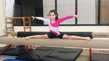 NAYA| Joury Al Shoum dives progressively into the world of gymnastics