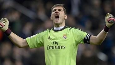كاسياس سيعود إلى ريال مدريد