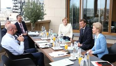 التوتّر يسود القمّة الأوروبيّة: ومخاوف من أن تنتهي المفاوضات بالفشل