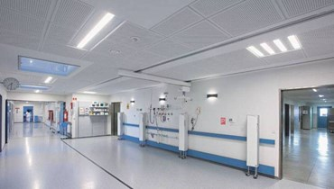 مستشفى السان جورج: 6 إصابات بين العاملين... تمت السيطرة على الوضع وبيئة العمل سليمة