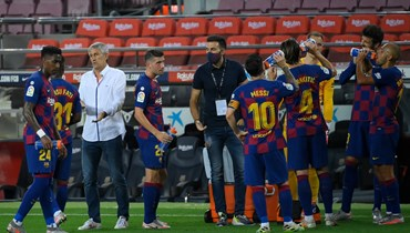 """برشلونة بعد الإنهيار... مدرب جديد يحمل """"الحمض النووي الكاتالوني""""!"""