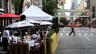 أزمة كورونا تعيد تشكيل وجه نيويورك: سياحة مشلولة وأبراج شبه مقفرة