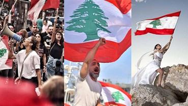 """الثورة في وجه الأخطبوط السياسي... ثلاثة كتّاب يتحدّثون لـ""""النهار"""""""