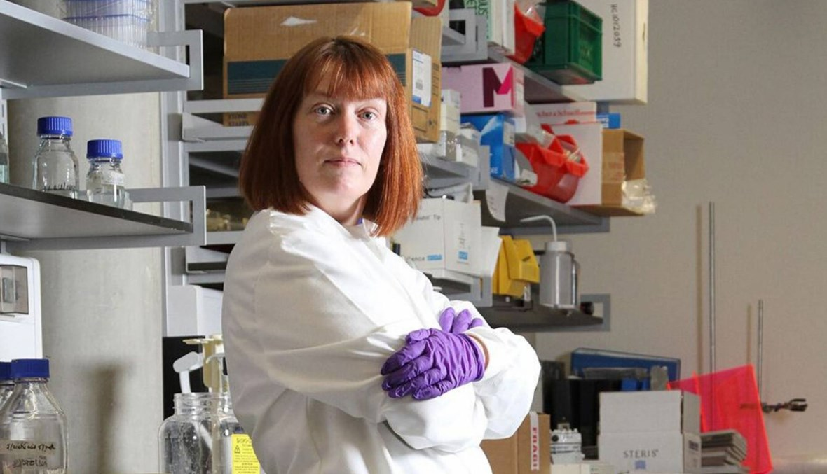 NAYA  Woman of the Month: Sarah Gilbert, leading the team behind Oxford's vaccine effort